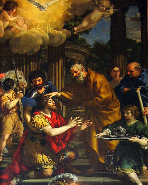 File:Ananias restoring the sight of st paul (34663925).jpg