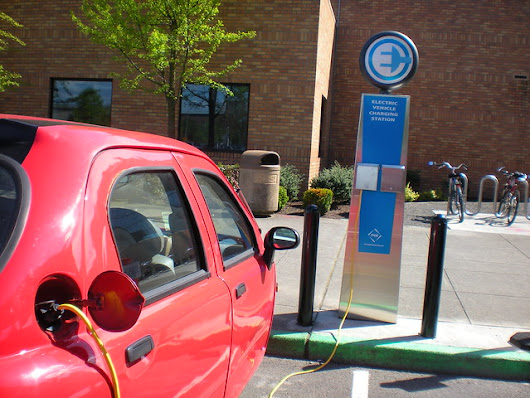 Electric Car Charging Stations San Diego - Solar Service (760) 407-0500
