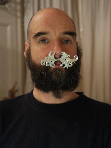 Baroque Moustache