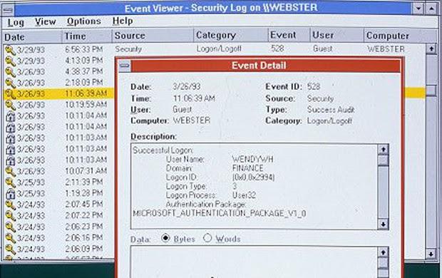 'Windows NT representa nada menos do que uma mudança fundamental na forma como as empresas podem abordar suas demandas informáticas empresariais', afirmou Bill Gates no lançamento em 1993. As letras NT se referem à designação do produto como 'nova tecnologia' (New Technology). (Foto: Divulgação/Microsoft)