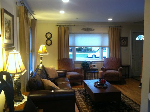 Decorating help in living room. - Houzz