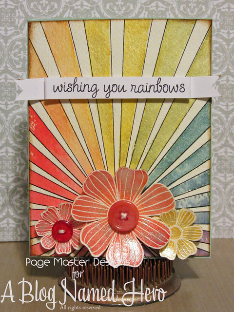 Wishing you rainbows