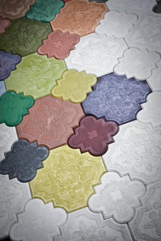 FLASTER Tiles | IVANKA - Concrete Design | Progetto