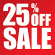 👍 BIG SAVINGS - Take 25% OFF All Special Sale Products