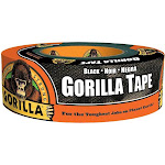 "Gorilla Tape Duct Tape, 1.88"" x 35 yds - 1 roll"