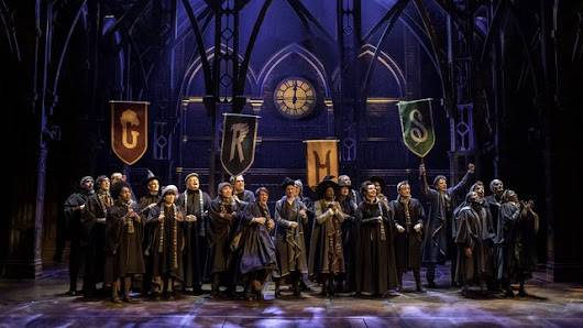 You Can Be A Real Life Witch Or Wizard In Harry Potter And The Cursed Child