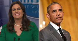 Right After Sarah Sanders Saw Obama Taking Credit For Trump Economy, She Dropped The Perfect Response