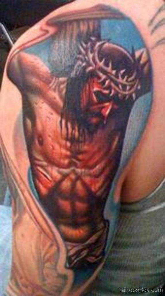 Jesus Cross Tattoo Tattoo Designs Tattoo Pictures