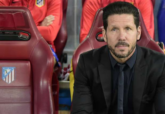 Intriguing Simeone is an example to follow - Eriksson