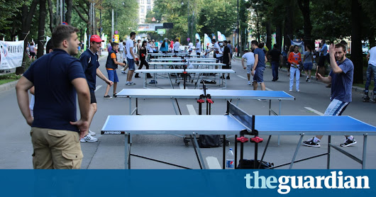Reclaiming the streets ... for cars? Why Bucharest is reining in outdoor events | Cities | The Guardian