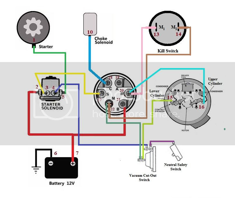 6 wire ignition switch diagram | index wiring diagrams acoustics  wiring diagram library