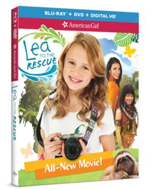 Lea To The Rescue Movie