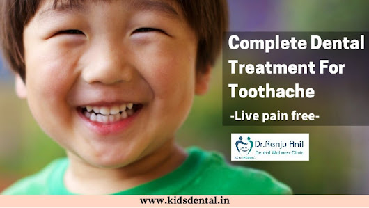 Toothache Treatment In Thrissur | Best Dental Clinic In Kerala