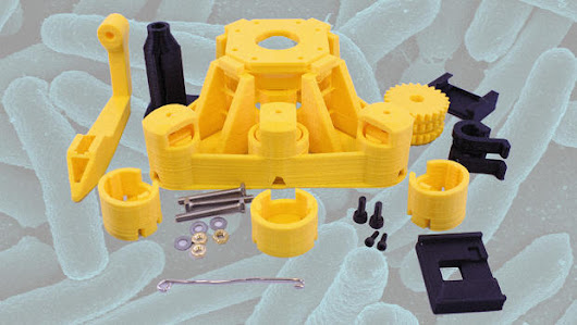 This 3D-Printed Microscope Lets You Test Water Anywhere