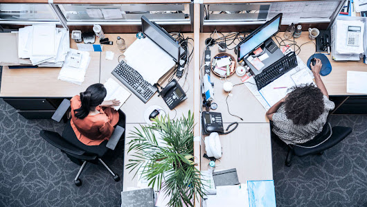 It's Your Coworkers' Fault That You're So Unproductive, But Not For The Reason You Think