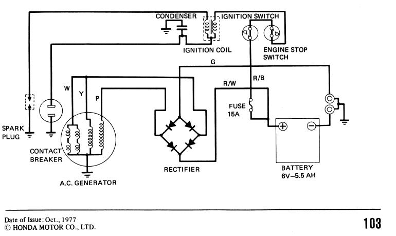 Wiring Diagram: 26 Honda Gx390 Rectifier Wiring Diagram