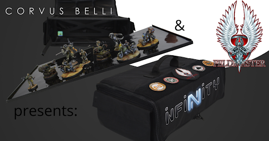 CLICK HERE to support Feldmaster: Revolutionary miniatures carrying case