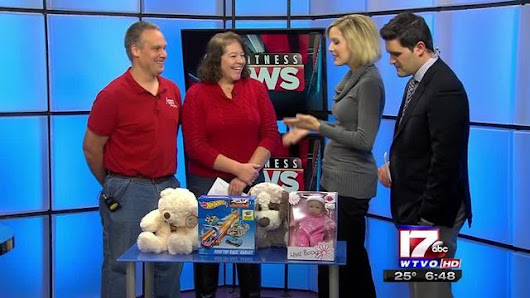 MercyHealth to Hold Toy Drive for Pediatric Patients
