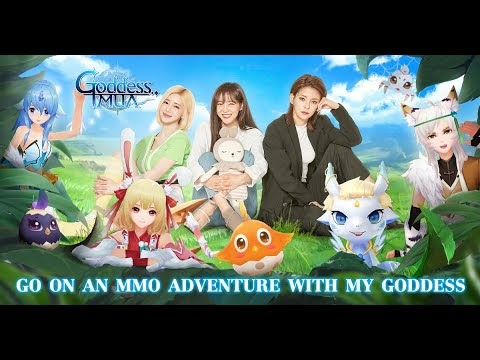 Game Mobile MMORPG Goddess MUA Dari 4399en game Telah Dirilis! oleh - whiteandchurch.com