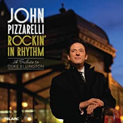 John Pizzarelli Rockin' In Rhythm: A Tribute to Duke Ellington cover