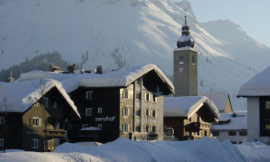 The 7 Best Hotels in Lech and Zurs - Kaluma Travel