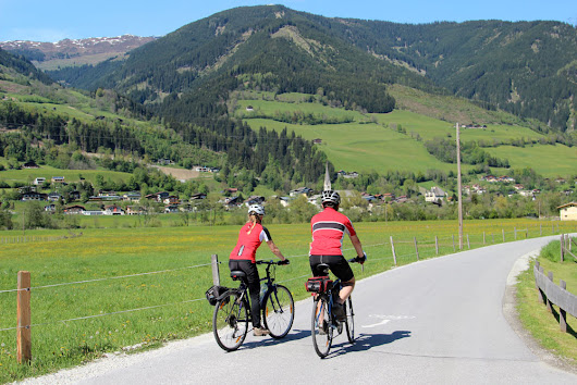 The eight best cycle routes in France! - France Motorhome hire and Campervan rental