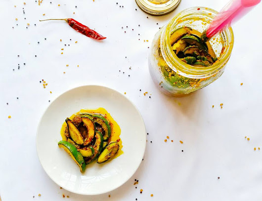 So Mauritius So Delicious Mango Pickles – Achard