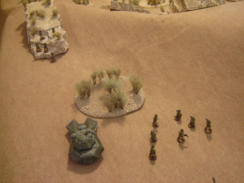 HCPS Left Flank