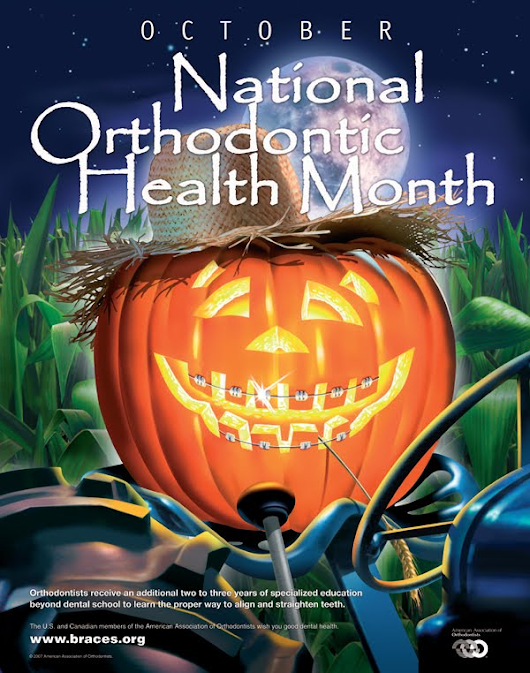 Houston Orthodontists Are Celebrating National Orthodontic Health Month