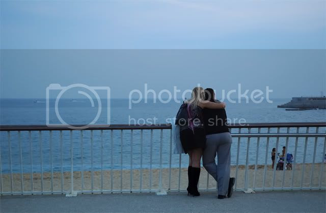 By the Sea in Barcelona