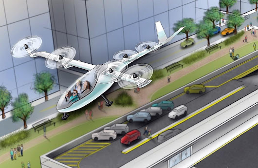 Uber claims it will having flying cars in Texas and Dubai by 2020