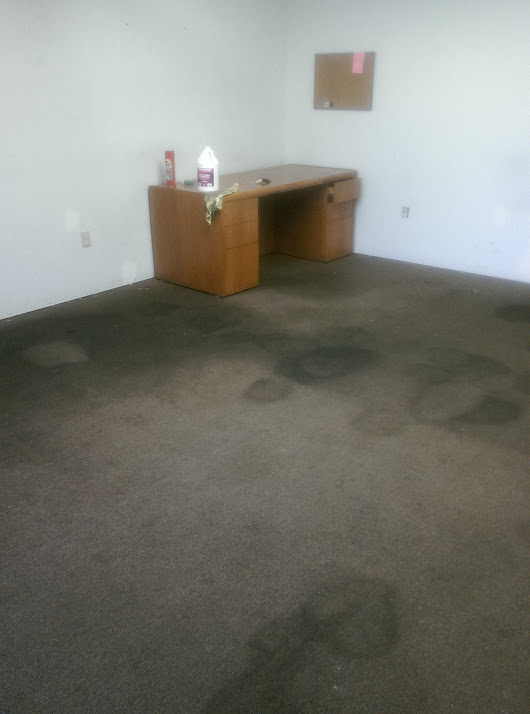 Check our most thorough carpet cleaning method on really bad carpet.
