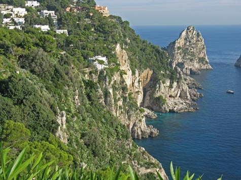 Travel Europe - Places of Interest in Capri Italy