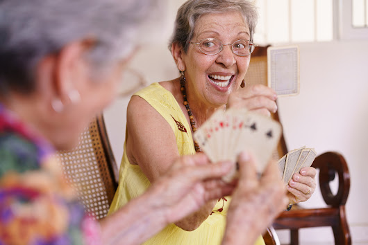 The First Day in an Assisted Living Community | ASC Blog
