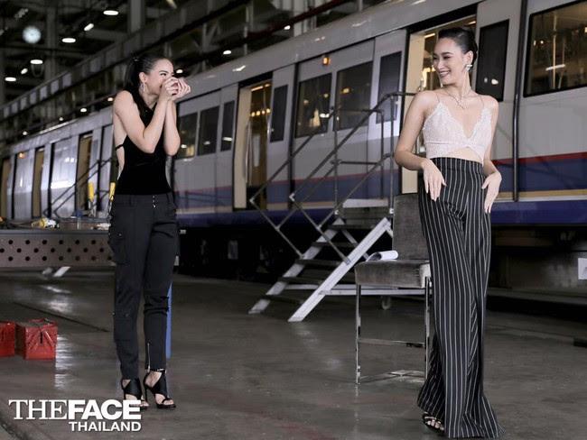Chị Đại Lukkade dẫn đầu số thí sinh vào Chung kết The Face Thailand mùa 3! - Ảnh 10.