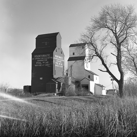This Old Elevator, May 2017: Our monthly look at historical grain elevators