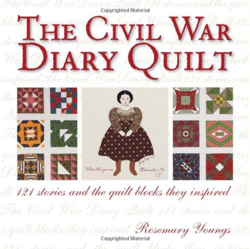 Cover image: The Civil War Diary Quilt by Rosemay Youngs