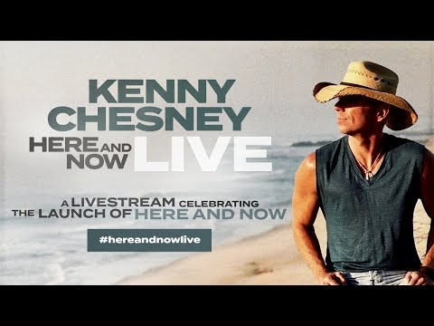 Kenny Chesney - Here And Now Album Release Livestream