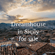 Sicily house for sale in the most beautiful village of Italy!