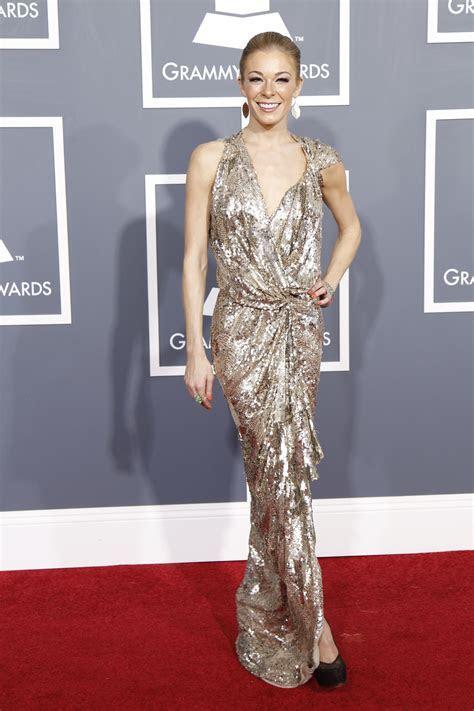 LeAnn Rimes in Reem Acra   style // celeb   Fashion, Award