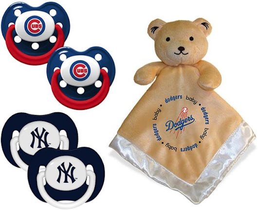 Free Blankie Bear for Babies! {Baseball Team Gear} - The Frugal Girls