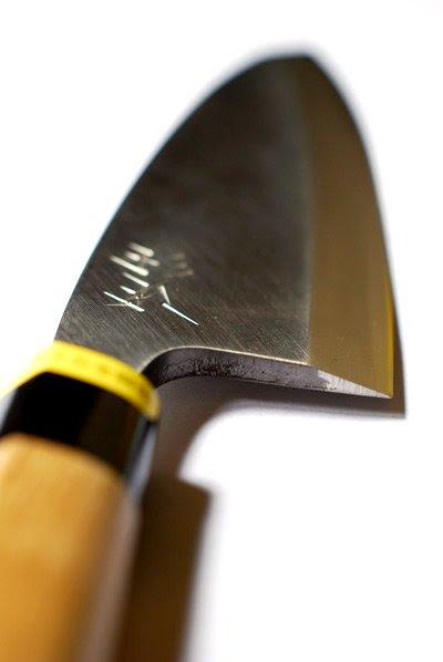 Sugimoto Deba Knife