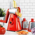 Nutrislicer 3 In 1 Food Slicer Chopper And Grater - Domestify