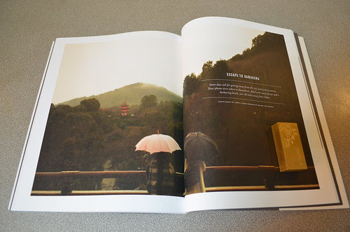 Kinfolk Vol. 8 - about Japan.