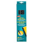 "Staples Plastic Comb Binding Spines, Black, 5/8"" Diameter, 120 Sheets - 25 pack"