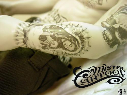 Craigslist Find: Now Hiring Carnies & Evil Clowns his signature tattoos on