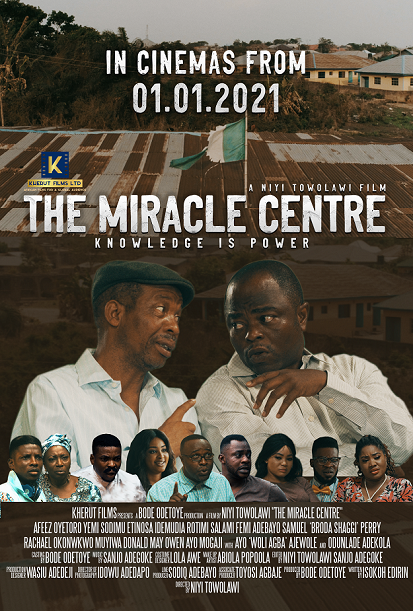 "[BangHitz] Full Movie Review : ""The Miracle Center"" Movie"