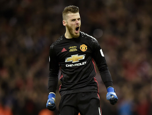 Report: Real Madrid reaches agreement with wantaway De Gea