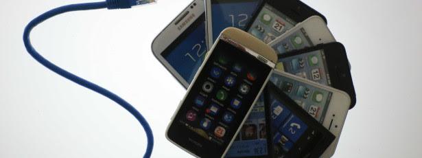 Portugueses gastaram mais de 400 milhões com smartphones
