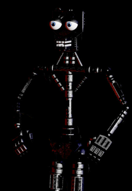 Image: Image - Full Endoskeleton.png | Five Nights at Freddy's Wiki ...